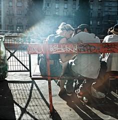 (busy.pochi) Tags: kiev88 moyenformat mediumfomat 120 6x6 pellicule argentique analog film fujicolorportraitnps160 mcvolna32880 フィルム c41 reflex slr square