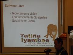 DSC02069 (LuixSP) Tags: software libre comunidad saln educacin quipus vicepresidencia kuua adsib yatiaiyambae