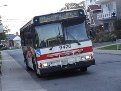 Toronto Transit Commission 9426 on 90 Vaughan (Orion V) Tags: ttc