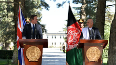 PM visits Kabul, Afghanistan (The Prime Minister's Office) Tags: uk afghanistan pm kabul primeminister number10 davidcameron