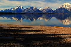 Grand Teton National Park (udbluehens) Tags: tetonrange grandtetonnationalpark jacksonlake