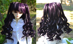 FS/FA Leeke (8/9) Wig - SOLD (animerockstar) Tags: for sale wigs fa fs adoption leeke dollga
