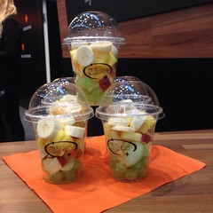 "#HummerCatering #Eventcatering #Messe #Düsseldorf #Composite2014 @ceshow #Smoothiebar #Fruchtdrink #Obstbecher #Früchte #fingerfood http://hummer-catering.com • <a style=""font-size:0.8em;"" href=""http://www.flickr.com/photos/69233503@N08/15445227696/"" target=""_blank"">View on Flickr</a>"