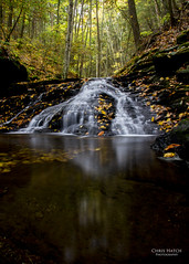 And another.. (Chris Hatch Photography) Tags: chris autumn fall river photography waterfall vermont falls foliage brook hatch putney