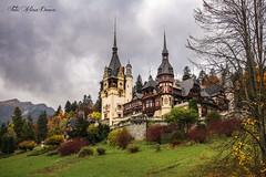 Toamna la Peles (Aly D.) Tags: autumn castle romania toamna chateau castel peles sinaia