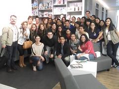 Televisa Interactive, Visita con estudiantes, Mas Educacion, Viajes Estudiantiles