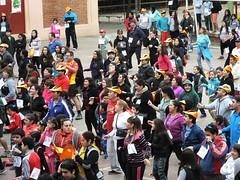Corrida Familiar 2014 (Colegio Agustiniano El Bosque) Tags: san el colegio bosque deporte agustin