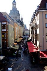 Kreuz und quer durch Dresden IMG_1049 (nb-hjwmpa) Tags: dresden sachsen altstadt mnzgasse