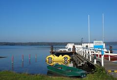 Altenhof Werbellinsee (10) (kirstenreich) Tags: blue lake see wasser boote blau brandenburg landschaften werbellinsee altenhof
