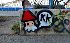 Graffiti Utrecht (oerendhard1) Tags: urban streetart art underpass graffiti utrecht kk steen fietstunneltje kbtr