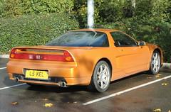 2002 HONDA NSX V6 (shagracer) Tags: cars sports car honda japanese automobile performance super vehicle acura nsx v6 2door l5kel