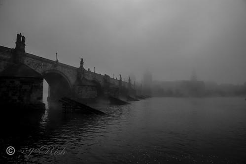 Prague - Mystical Charles Bridge