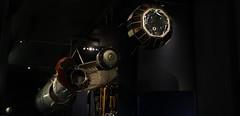 The Evolution Of Satellites (Derbyshire Harrier) Tags: city london satellite capital evolution rocket sputnik sciencemuseum spacecraft 2014