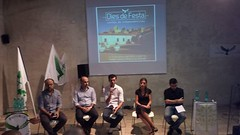 Il dibattito su presente&futuro di #Sardegna Possibile a #DiesdeFesta2014 di ProgReS si può seguire su Twitter dal nostro profilo ufficiale @srd_possibile. C'é anche la diretta streaming su ProgReS tv. Partecipano al dibattito Frantziscu Sanna di ProgReS,