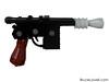 "LEGO Han Solo Blaster (BlasTech DL-44 Heavy Blaster Pistol) • <a style=""font-size:0.8em;"" href=""http://www.flickr.com/photos/44124306864@N01/15528313252/"" target=""_blank"">View on Flickr</a>"