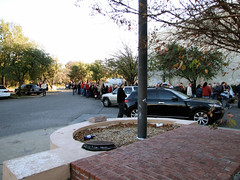 "Line out of Lakewood Theater • <a style=""font-size:0.8em;"" href=""http://www.flickr.com/photos/34843984@N07/15537254391/"" target=""_blank"">View on Flickr</a>"