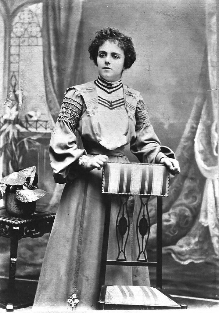 Mary Stewart 'Jamieson' Inglis 1900s