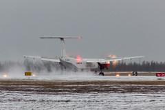 Buffalo: the Aircraft (Jason Pineau) Tags: winter snow airplane buffalo snowy nt aircraft aviation air nwt summit northwestterritories yellowknife dehavilland yzf dhc5 cyzf cfasy