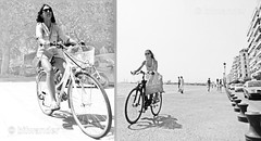 Greece, Macedonia,   Thessaloniki, women cycling along Thermaicos bay seafront (Macedonia Travel & News) Tags: macedonia thessaloniki byzanrine culture ancient vergina sun orthodox republic nato eu fifa uefa un fiba aegeanmacedonia greecemacedonia macedonianstar verginasun aegeansea macedoniapeople macedonians peopleofmacedonia macedonianpeople mavrovo macedoniablog 8376728 macedoniagreece makedonia timeless macedonian macédoine mazedonien μακεδονια македонија travel prilep tetovo bitola kumanovo veles gostivar strumica stip struga negotino kavadarsi gevgelija skopje debar matka ohrid heraclea lyncestis