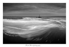 The wave (frank_bunnik) Tags: ocean longexposure sea beach coast wave fisheye crashingwave samyang samyangfisheye frankbunnik samyang75mmlens