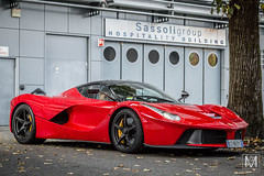 Ferrari LaFerrari (*AM*Photography) Tags: auto red car italian nikon automobile fast ferrari special exotic rare supercar d3200 hypercar worldcar worldcars laferrari