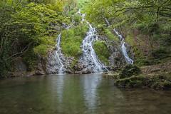 Cascada de Berganzo (Kasta) Tags: espaa rio alava es cascada pasvasco berganzo rioinglares cascadaberganzo