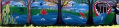La casa de vicente (Felipe Smides) Tags: mural pintura valdivia muralismo smides felipesmides
