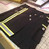 Fireman's Alt.Kilt in black poly/cotton going to IL. http://www.altkilt.com/fireman