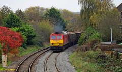 Eastleigh 60001 (davidhann34016) Tags: dbs eastleigh class60 60001 7v16