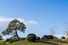 Dazaifu -  Kumamoto (Rita Willaert) Tags: japan garden shrine tuin sanctuary kumamoto kyushu dazaifu suizenji japansetuin izumishintu suizenjijojuenkoen