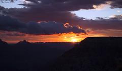 Sunrise at the Grand Canyon (SteveProsser) Tags: arizona sunrise bravo grandcanyon explore explore314 grandcanyonsunrise diamondclassphotographer