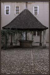 Monastere de Brou (Chalotte1205) Tags: france statue jesus histoire lacs monuments eglise monastere fresque priere baumelesmessieurs brou