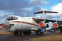 IL-76 (YL-LAJ) Inversija (boeing-boy) Tags: mse manston il76 mikeling inversija boeingboy yllaj