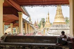 Mawlamyine, Myanmar (piloba_imagines) Tags: myanmar burma pagodas mawlamyine temple