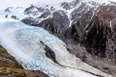 Franz Joseph Glacier (Andrs Guerrero) Tags: franzjoseph franzjosephglacier glaciar glaciarfranzjoseph glacier montaa mountain newzealand nuevazelanda oceana westcoast montaas mountains hielo ice naturaleza nature nieve snow