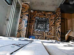 ASTRO (Brin d'Amour) Tags: astro odv usine friche urbex graffiti brindamour