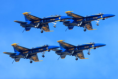 Wings Over Houston, 2016 (David's Adventures) Tags: wingsoverhouston houston tx texas airplane airshow plane sky blue angels us navy canon1dx markii canon 600mmis40l 600mm