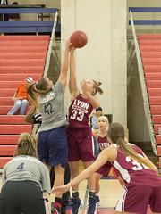 DJT_6176 (David J. Thomas) Tags: sports athletics basketball alumni homecoming lyoncollege scots batesville arkansas women