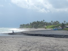 L'orage menace (GeckoZen) Tags: plage pantai beach seseh bali indonesia