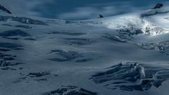 Hinter Tierberg hinter der Chelenlcke (Sophia Drosophila) Tags: alpen alpinwandern berg berge chelenlcke eis felsen firn gebirge gestein gipfel gletscher gletscherspalten hintertierberg kantonbern landschaft licht mittlertierberg morgenlicht nunatak schweiz steingletscher susten tierberglimi weitwandern