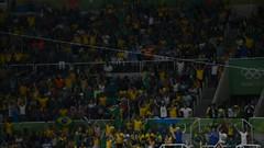 DSC_5195 (sergeysemendyaev) Tags: 2016 rio riodejaneiro rio2016 brazil summerolympics summerolympicgames olympicgames sport competition fans singing video   2016     maracanazinho   nikon