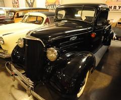 1937 Chevrolet pickup (D70) Tags: 1937 chevrolet pickup costamesa california usa crevier classic car company costa mesa inexplore