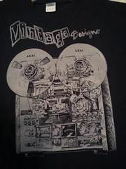 Akai Vintage (linernotes56) Tags: akai reeltoreel vintage carlareadhead 1colorprint analogman