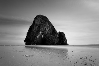 Sandstone Spires - Phra Nang Cave