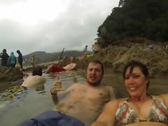 Hot Water Beach Spring