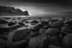 Unstad Surf Beach (Mark McLeod 80) Tags: lofoten lofotenislands markmcleod markmcleodphotography norway fjords mountains winter