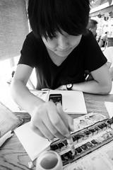 DSC01717 (dzintarix) Tags: shanghai drawing sketching lujiazui jinmao