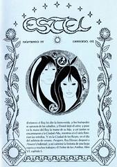 Sociedad_Tolkien_Espanola_Revista_Estel_33_portada (Sociedad Tolkien Espaola (STE)) Tags: ste estel revista tolkien esdla lotr