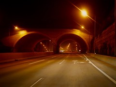tunnel_1270092 (strange_hair) Tags: tunnel night korea seoul highway road