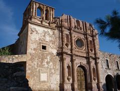 Zacatecas, Antiguo Convento de San Francisco, museo Rafael Coronel. (helicongus) Tags: zacatecas estadodezacatecas méxico 2009